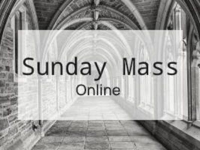 Sunday Online Mass